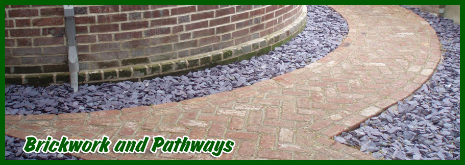 Brickwork and Pathways Design and Build