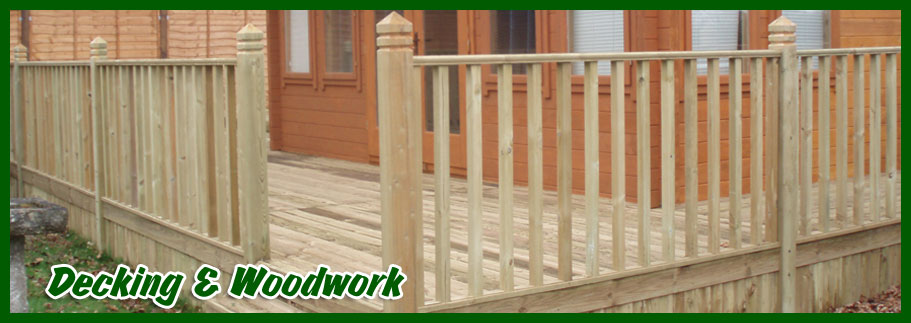 Decking and Woodwork Construction